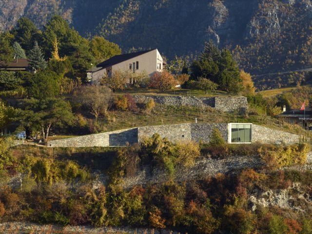 Suisse - Pavillon d'été du petit lac - 9 architectes / 9 propositions