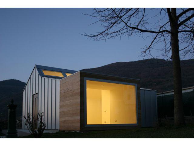 Italie - Dépendance - 9 architectes / 9 propositions