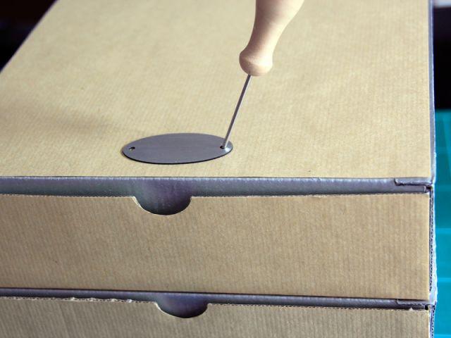 La poignée du dessus 1/2 - Les Ateliers de Mireia