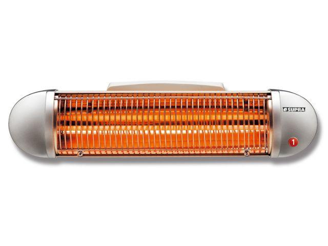 Radiateur infrarouge pour la salle de bains - Chauffage salle de bains