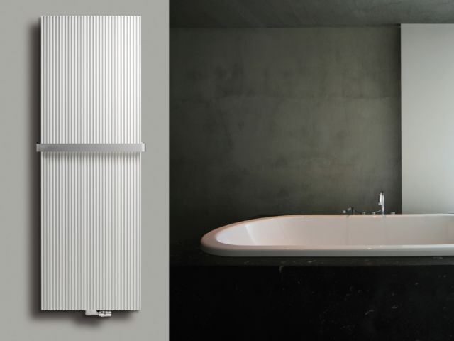 Radiateur aluminium design pour la salle de bains - Chauffage salle de bains