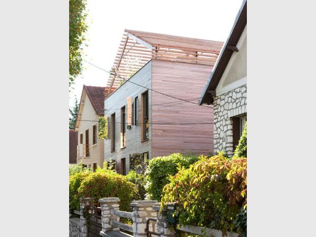 Une maison modulable pour un mode de vie évolutif - Maison éco-durable-reportage