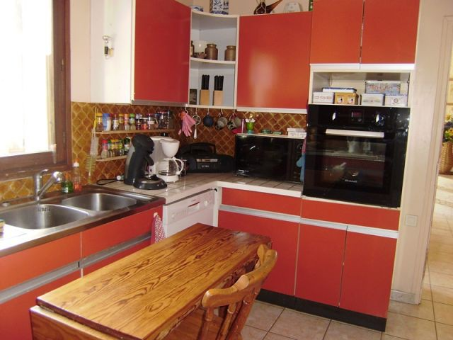 Cuisine avant 1/2 - Home staging reportage