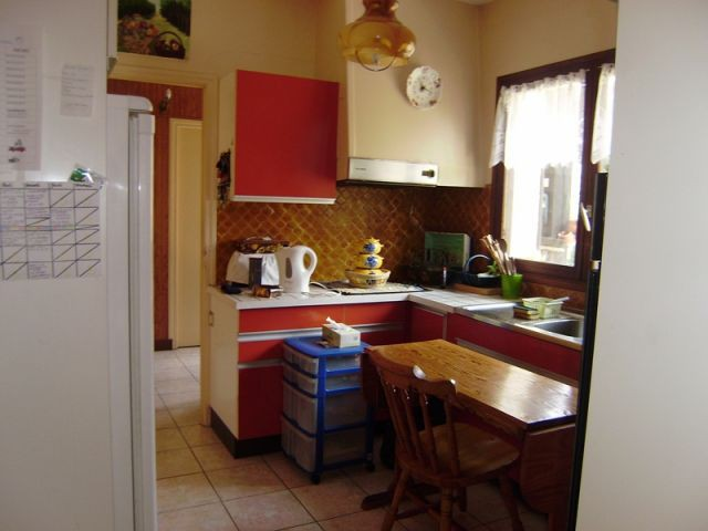 Cuisine avant 2/2 - Home staging reportage