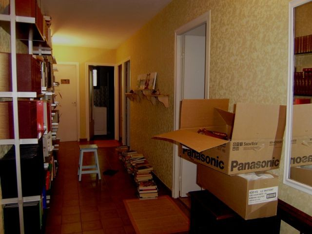 Couloir avant - Home staging reportage
