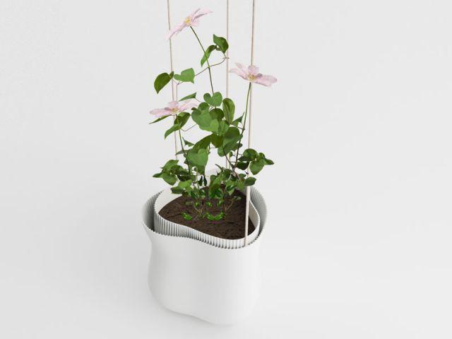 Pots horticoles en céramique - Particule 14