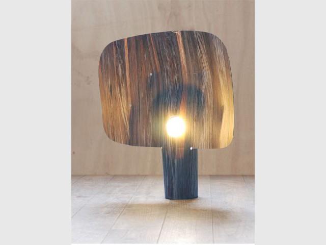 La Lampe Banane 5 - Particule 14