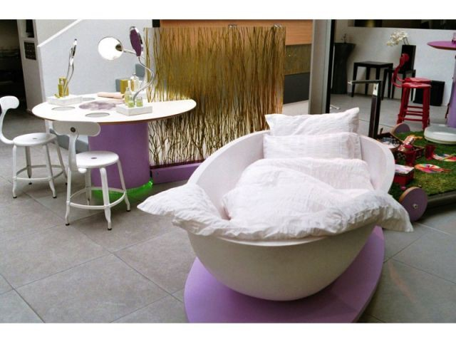 Designer's Days 2011, salle de bains - F. Knoll