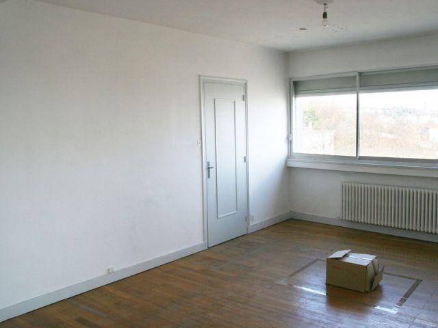Ancien salon - Rénovation appartement à Lyon