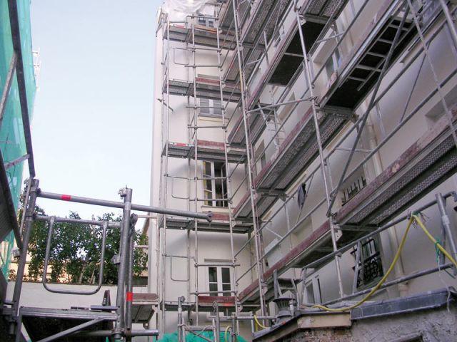Tout savoir sur le ravalement de fa ade - Cout ravalement facade immeuble ...