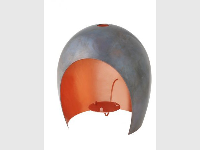 Candle Dome - Aldo Bakker - cuivre