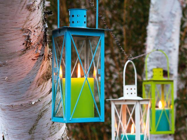 Les lanternes et luminions - Truffaut