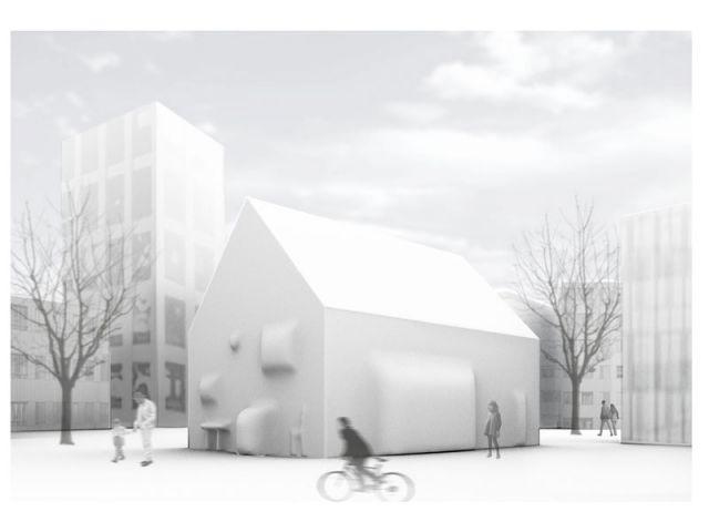 Sandwich & Blue architects