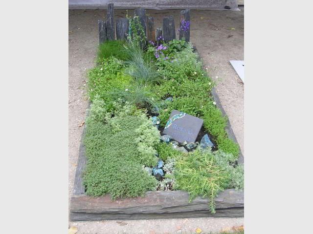 Prix végétal et paysage : 2m² d'éternité - Concours de l'innovation
