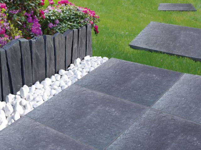 Une all e styl e pour mon jardin - Amenager une allee ...