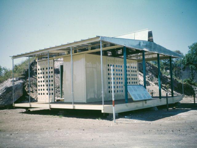 Maison tropicale - Expos Jean Prouvé