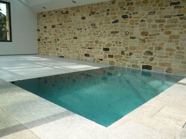 Une piscine mod le exemplaire d 39 int gration for Exemple piscine exterieure