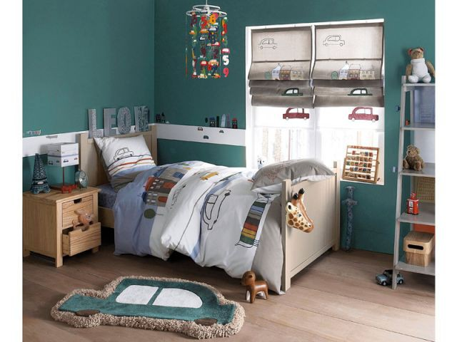 10 chambres d 39 enfant 10 ambiances. Black Bedroom Furniture Sets. Home Design Ideas