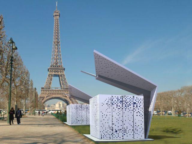 Lever de rideau sur les toilettes du futur for Amenager les toilettes