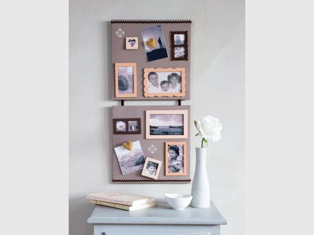 des tableaux magn tiques faire soi m me. Black Bedroom Furniture Sets. Home Design Ideas