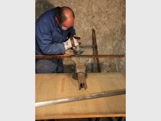 Super La restauration d'un meuble industriel expliquée étape par étape WB61
