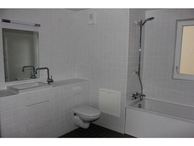 La salle de bains - 28 logements riquet