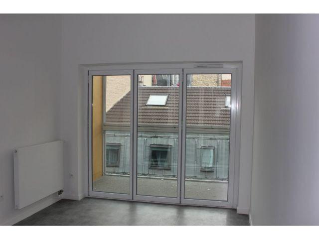 A l'intérieur d'un appartement  - 28 logements riquet