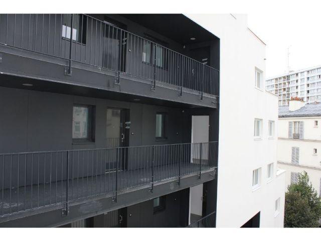 Les princiapux matériaux  - 28 logements riquet