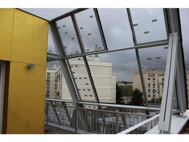 Espace extérieur privatif  - 28 logements riquet