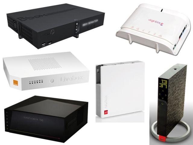 Internet t l phonie t l vision bien choisir sa box maisonapart - Bien choisir sa television ...