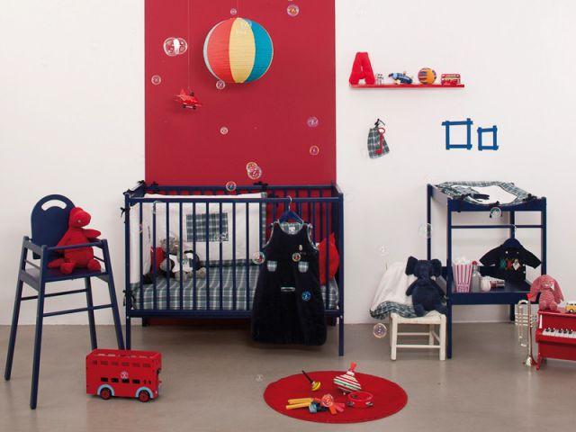 La chambre d'inspiration écossaise - Chambres  bébé