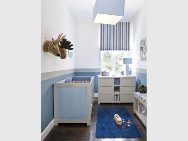 La chambre géométrique - Chambres  bébé