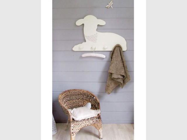 15 id es pour d corer la chambre de b b. Black Bedroom Furniture Sets. Home Design Ideas