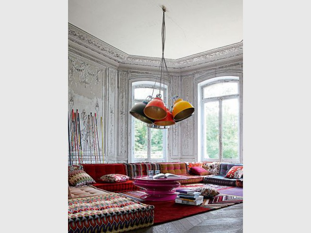 10 suspensions pour mon salon. Black Bedroom Furniture Sets. Home Design Ideas