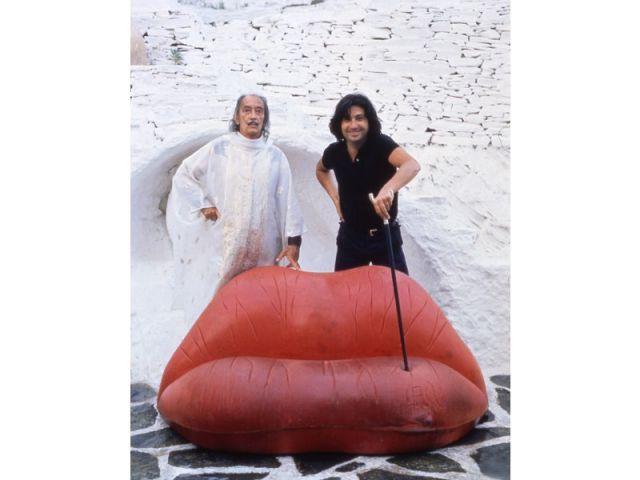 Salvator Dalí, designer