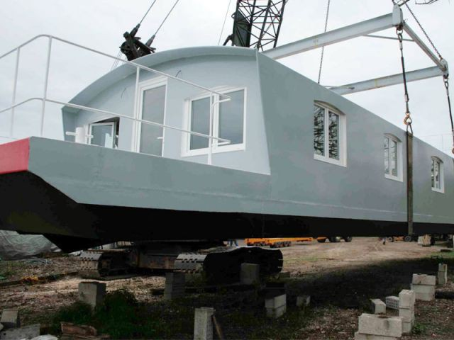 Chantier rapide - Loft boat