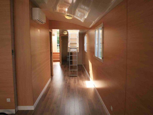 Optimisation de l'espace - Loft boat