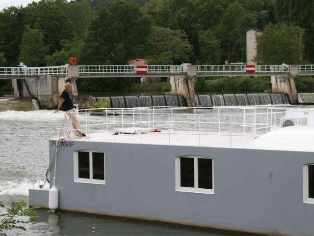 Terrasse - Loft boat