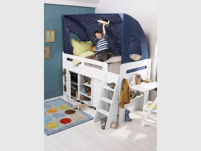 lit mezzanine vertbaudet elegant lit with lit mezzanine vertbaudet latest autant vous dire. Black Bedroom Furniture Sets. Home Design Ideas
