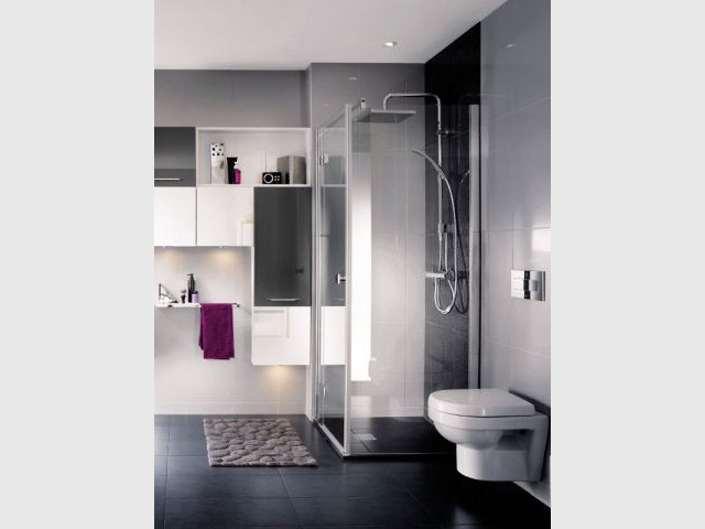 changer sa baignoire good ralisez le carrelage mural de votre espace douche with changer sa. Black Bedroom Furniture Sets. Home Design Ideas
