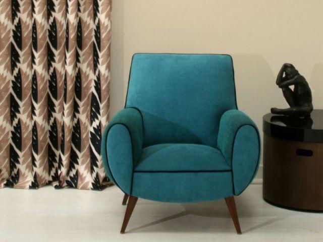 Douze fauteuils pour un salon design for Fauteuils salon design