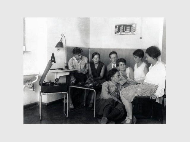 Marcel Breuer et le Bauhaus - Marcel Breuer
