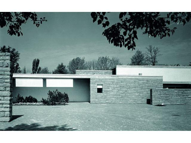 Maison Staehelin marcel Breuer