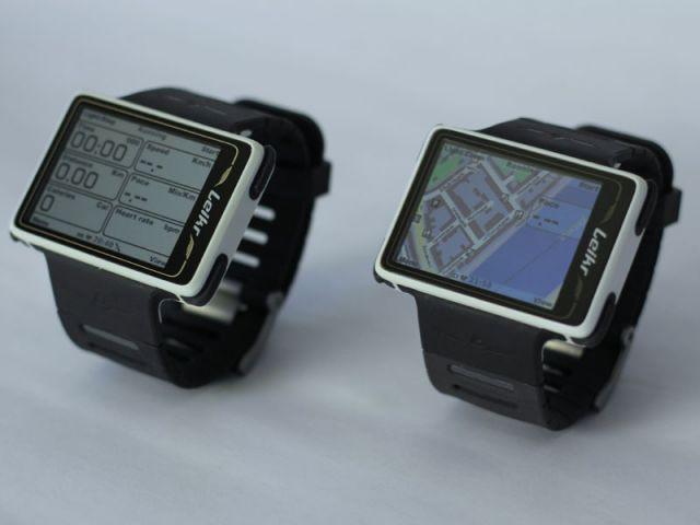 Montres GPS Leikr