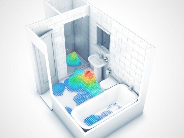 que fait on vraiment dans la salle de bains. Black Bedroom Furniture Sets. Home Design Ideas