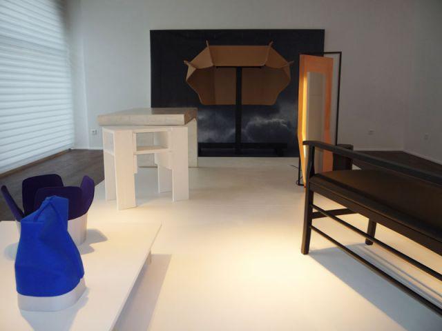 Fantasmes - Showroom Le Vieux Colombier - Biennale de Design de Saint Etienne