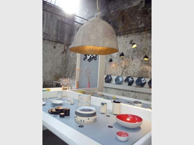 Les Editeurs stéphanois - Musée de la Mine - Biennale de Design de Saint Etienne
