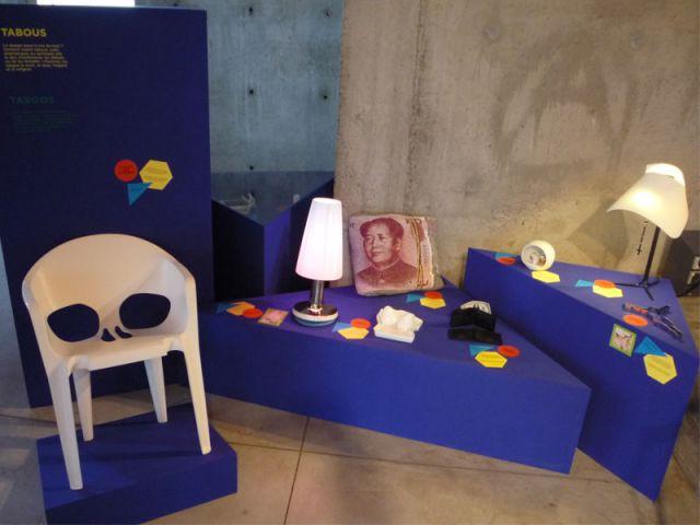 Vous voulez rire ? - Site Le Corbusier - Biennale de Design de Saint Etienne