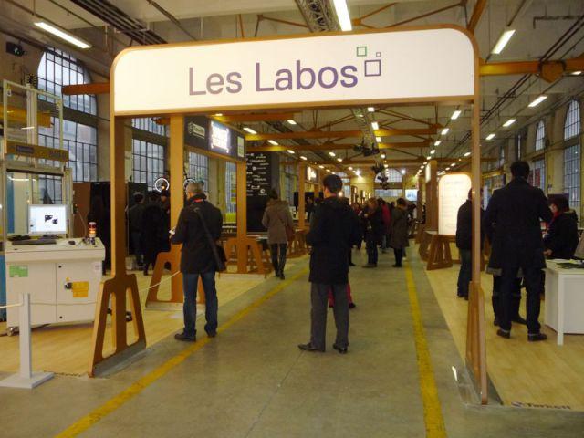 Les labos - Cité du design - Biennale de design de Saint-Etienne