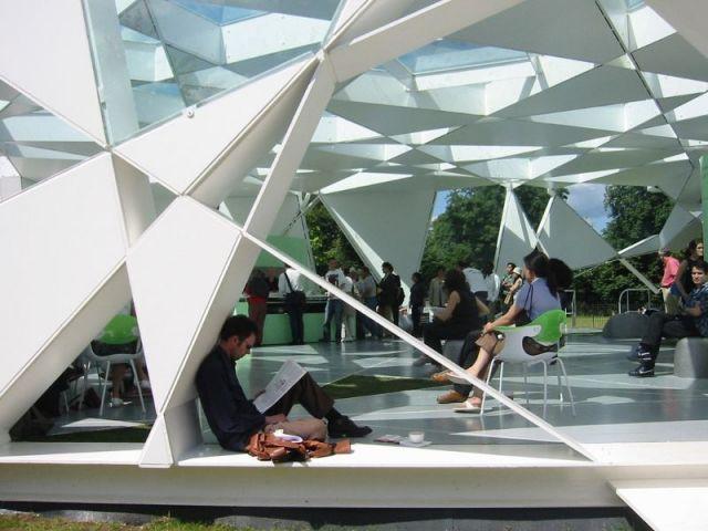 Serpentine Gallery Pavilion - toyo ito